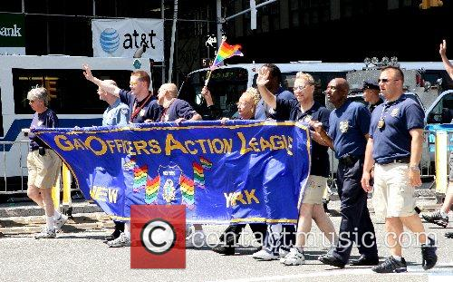 Gay Officers Action League 38th Annual LGBT Gay...