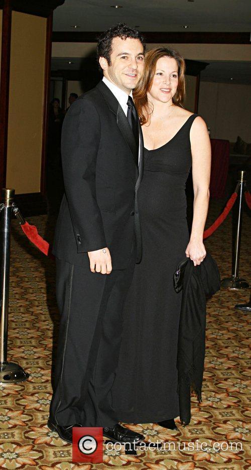 Fred Savage and Jennifer Lynn Stone 1