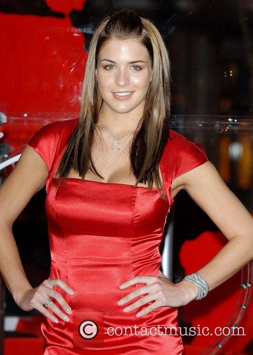 Gemma Atkinson and Virgin 9