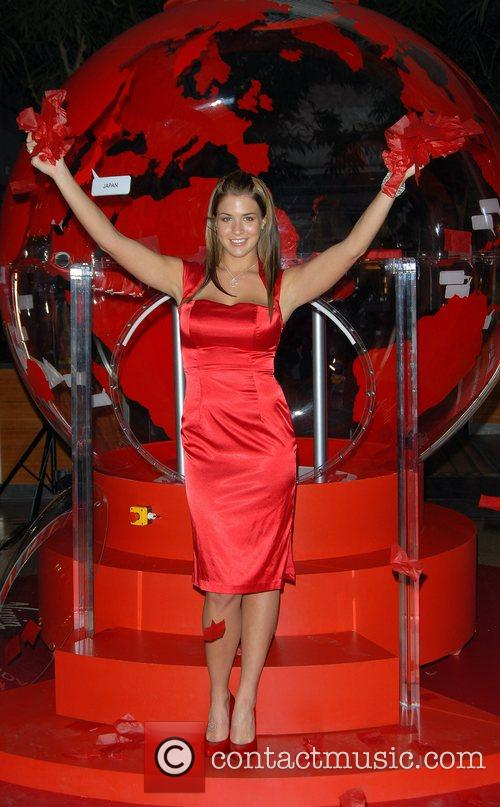 Gemma Atkinson and Virgin 4