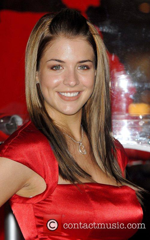 Gemma Atkinson and Virgin 10