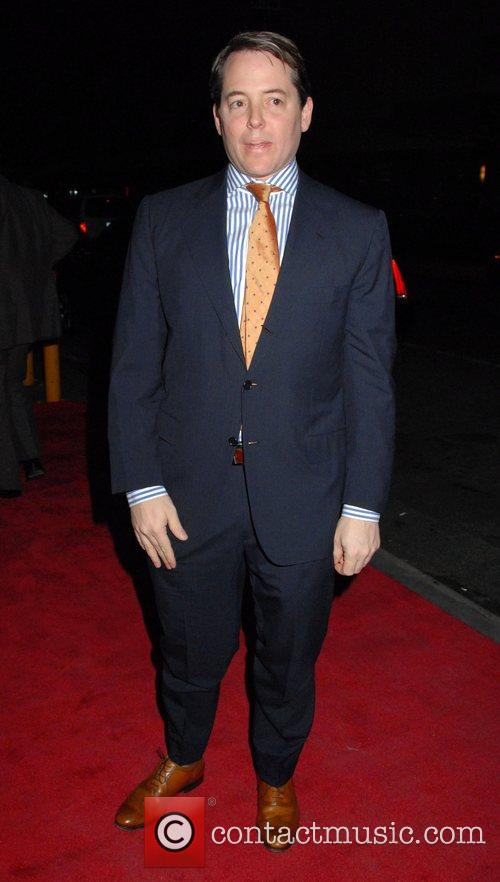 Matthew Broderick 13th Annual Gen Art Film Festival...