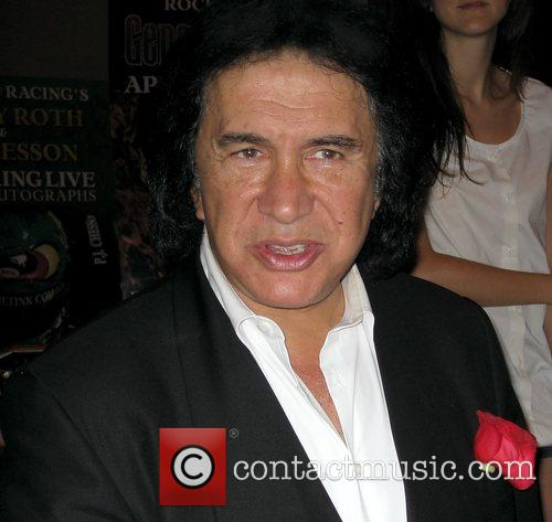 Gene Simmons and Las Vegas 2