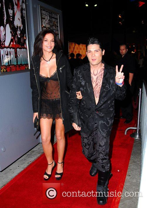 Corey Feldman and Susie Sprague 2