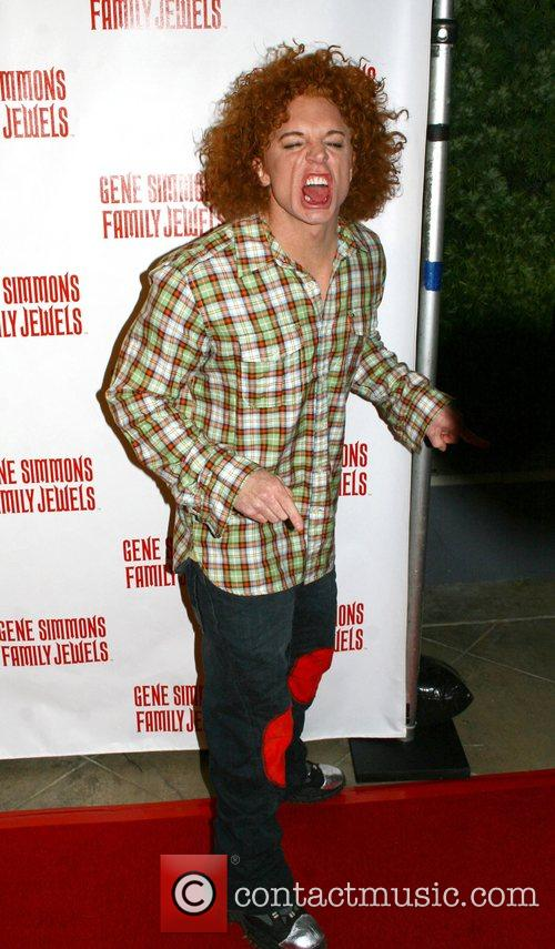 Carrot Top Gene Simmons Roast held at the...