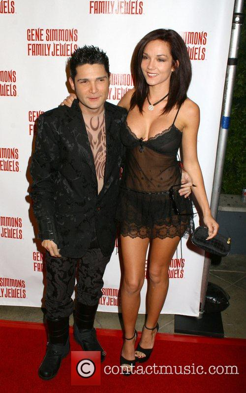 Corey Feldman and Susie Sprague 1