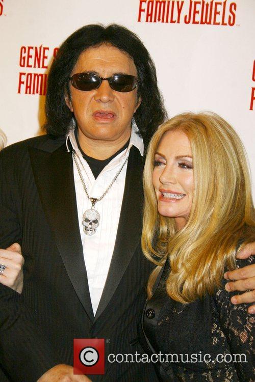 Gene Simmons and Shannon Tweed Gene Simmons Roast...