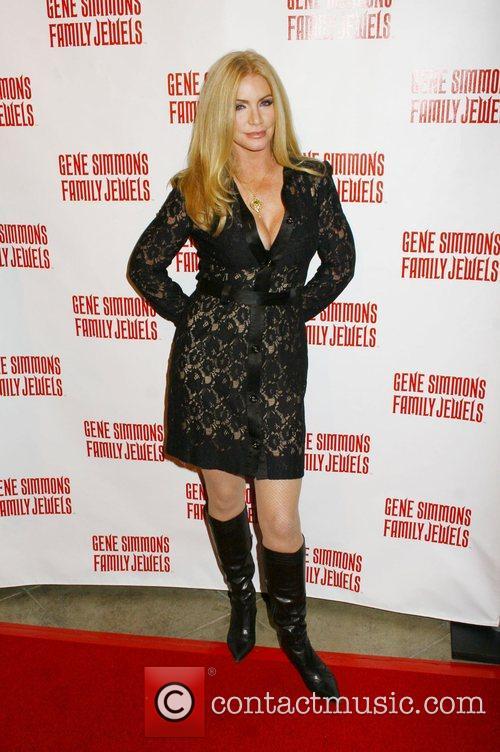 Shannon Tweed  Gene Simmons Roast held at...