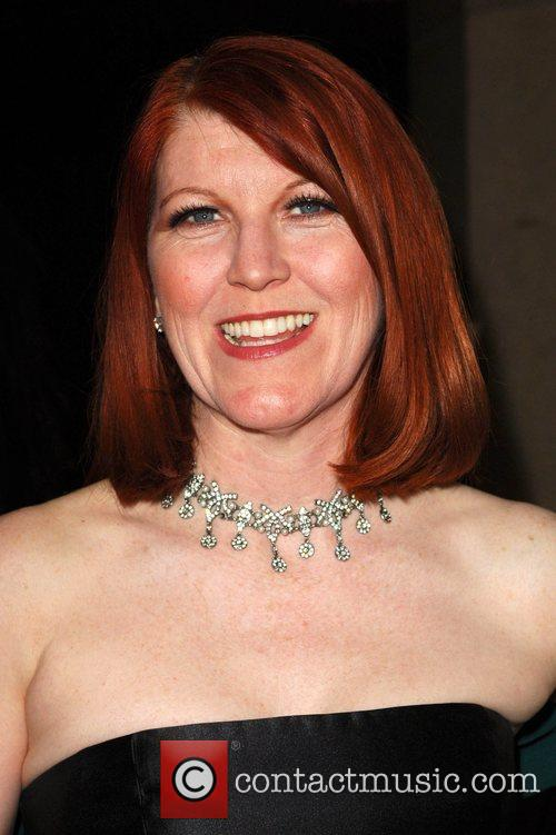 Kate Flannery and Genesis 2
