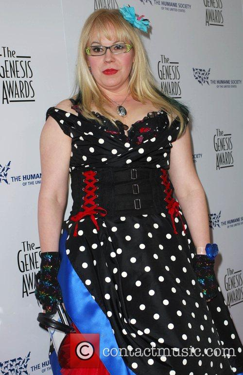 Kirsten Vangsness and Genesis 1