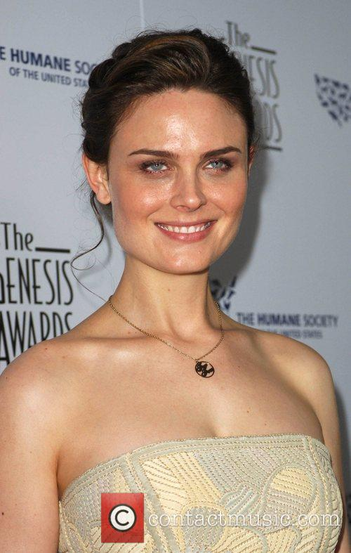 Emily Deschanel and Genesis 3