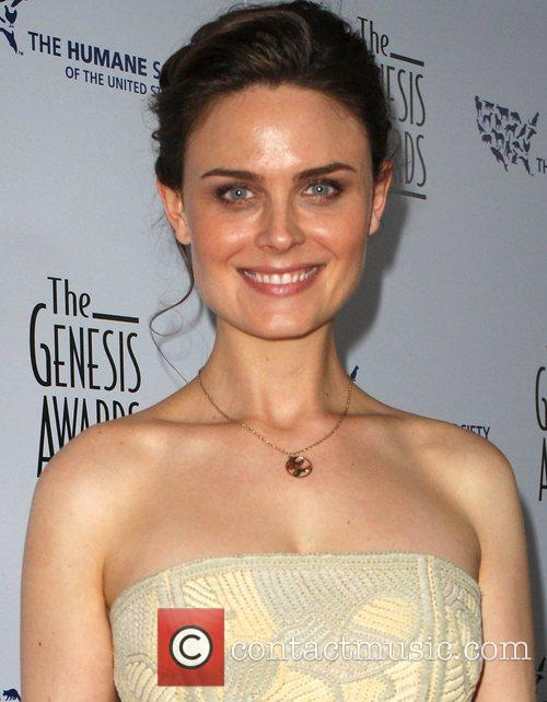 Emily Deschanel and Genesis 2