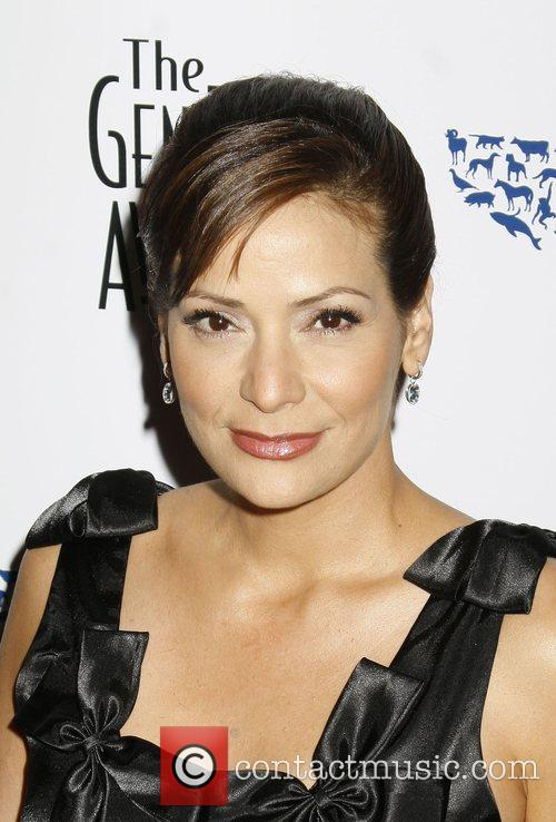 Constance Marie and Genesis 8