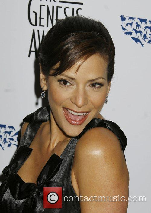 Constance Marie and Genesis 7