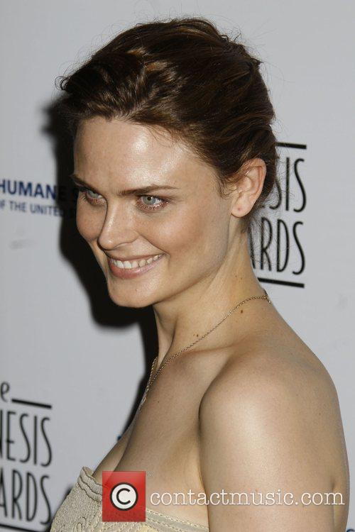 Emily Deschanel and Genesis 4