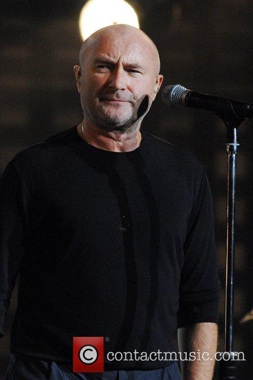 Phil Collins, Madison Square Garden