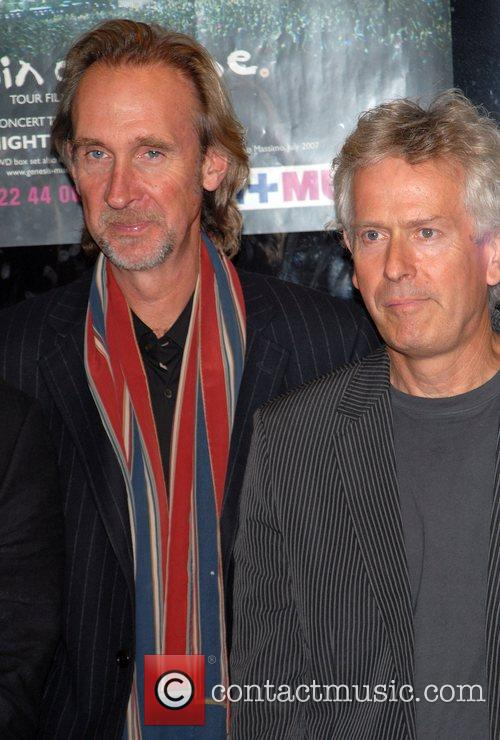 Premiere of Genesis' concert and documentary DVD 'When...