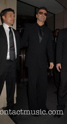 George Michael and Kenny Goss,  lleaving his...