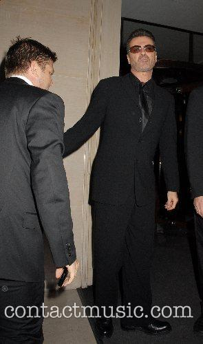 George Michael and Kenny Goss,  leaving his...
