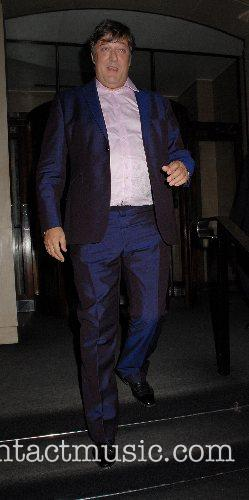 Leaving George Michael's 44th birthday party held at...