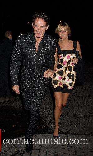 Guest,  leaving George Michael's 44th birthday party...