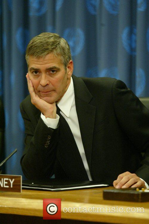 George Clooney, The Office and Thursday 10