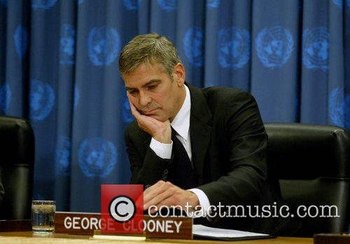 George Clooney, The Office and Thursday 1