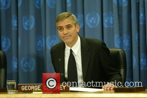 George Clooney, The Office and Thursday 9