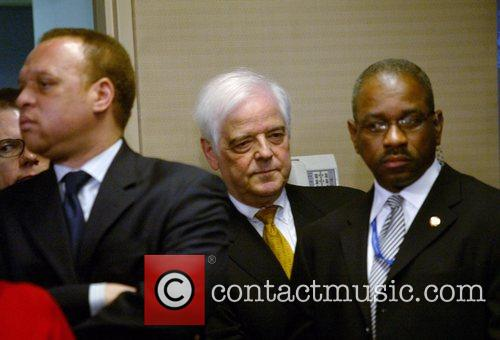 Nick Clooney News conference marking George Clooney's designation...