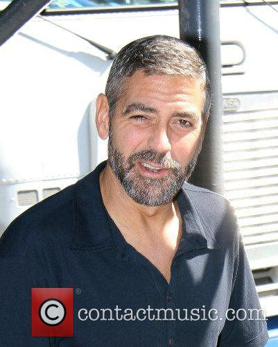 * CLOONEY & GIRLFRIEND INJURED IN MOTORCYCLE ACCIDENT...