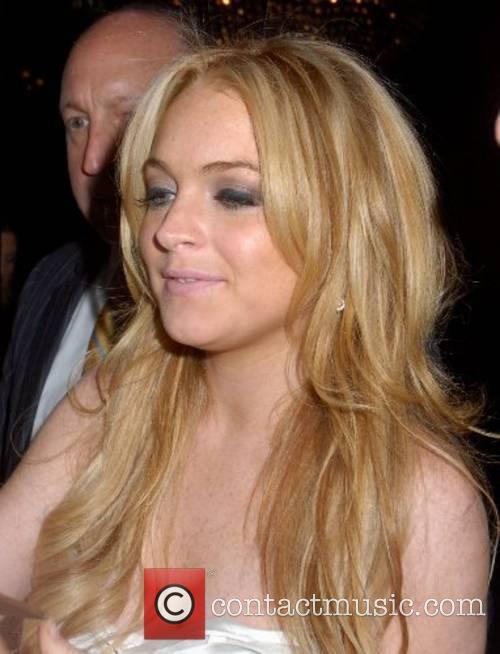 Lindsay Lohan 21