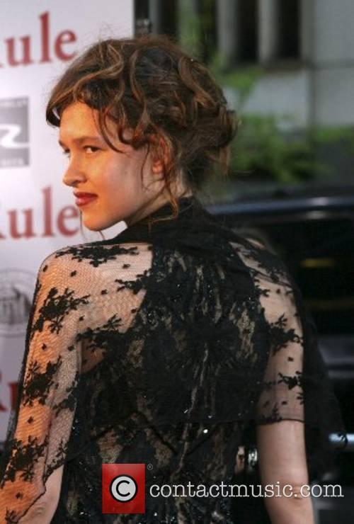 New York film premiere of 'Georgia Rule' held...