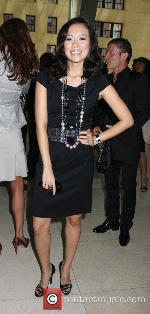 Giorgio Armani receives the Couture Council's Global Fashion...