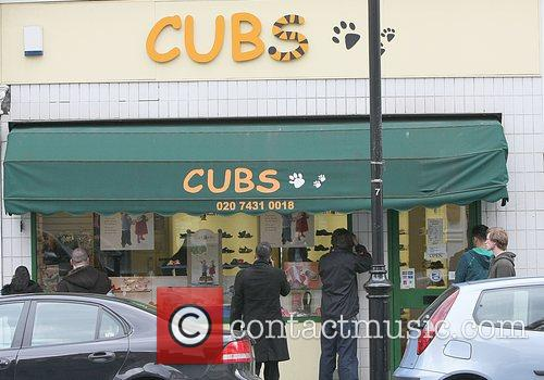 'Cubs Shoe Shop'
