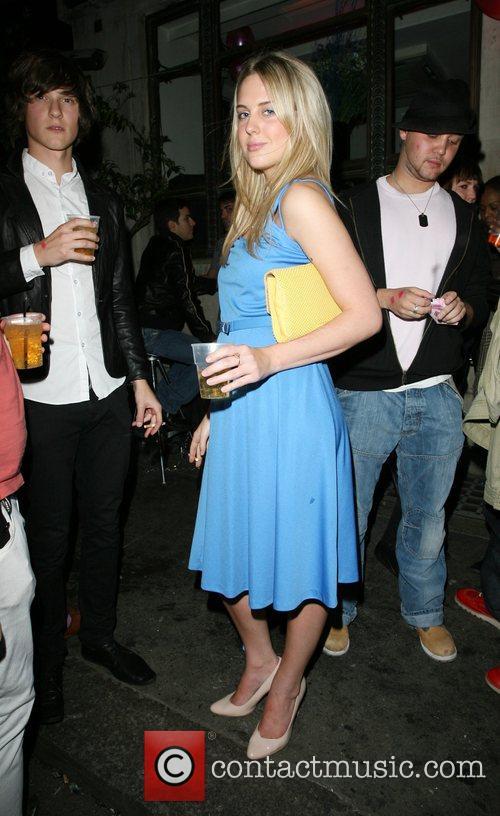 Emily Parr with her boyfriend Alex Neal 'Think...