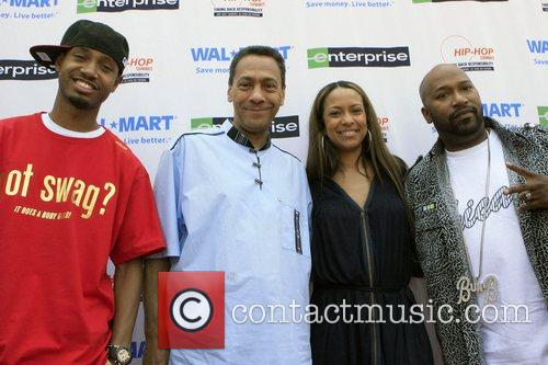 Hip-Hop Summit: Get Your Money Right! at Johnson...