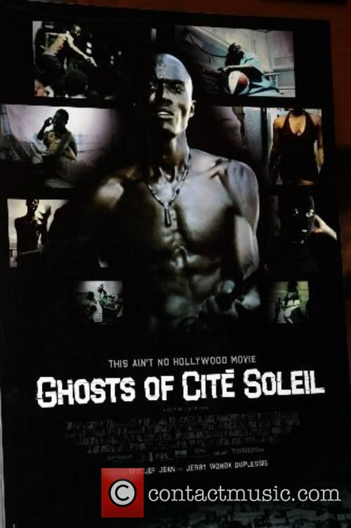 New York City Premiere of 'Ghost of Cite...