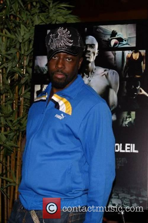 Wyclef Jean New York City Premiere of 'Ghost...
