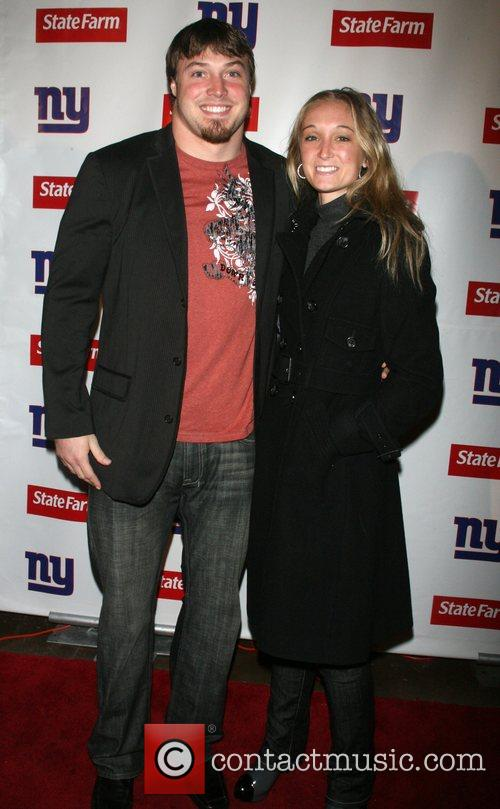 The Official New York Giants Super Bowl victory...