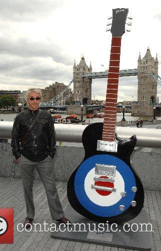 Paul Weller Gibson Guitar Town launch party London,...