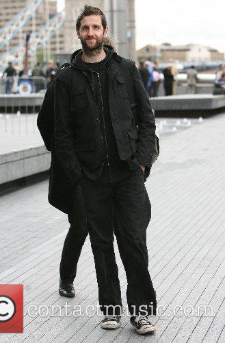 Richard Hughes of Keane arrives for the Gibson...