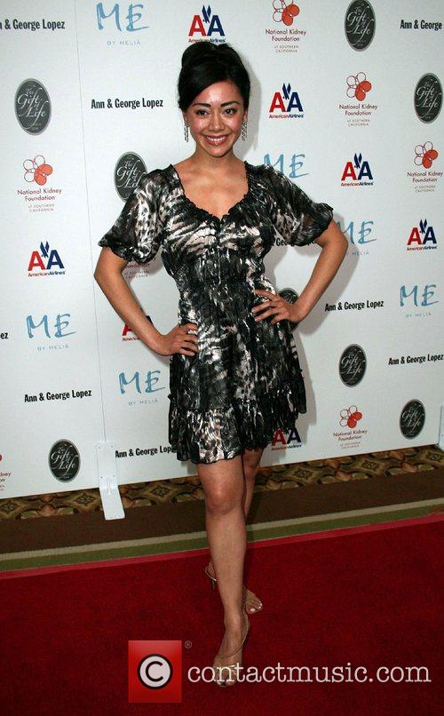 Aimee Garcia 29th Annual 'The Gift of Life'...