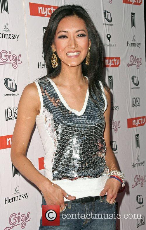 Kelly Choi  NYCTV's new show ' Gigs...