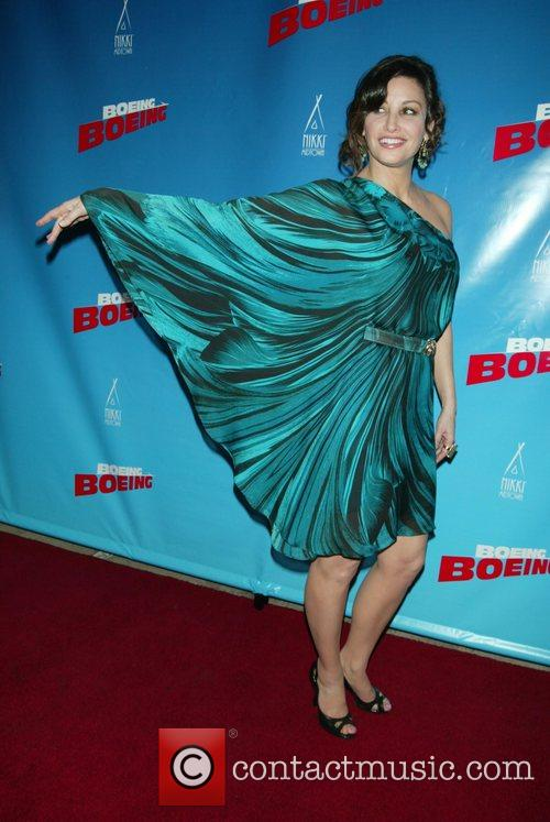 Opening Night of 'Boeing-Boeing' -After Party held at...