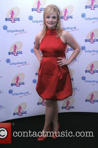 Sinead Quinn at the annual 'Girlguiding UK Big...