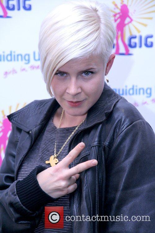 Robyn The annual Girlguiding UK Big Gig, a...
