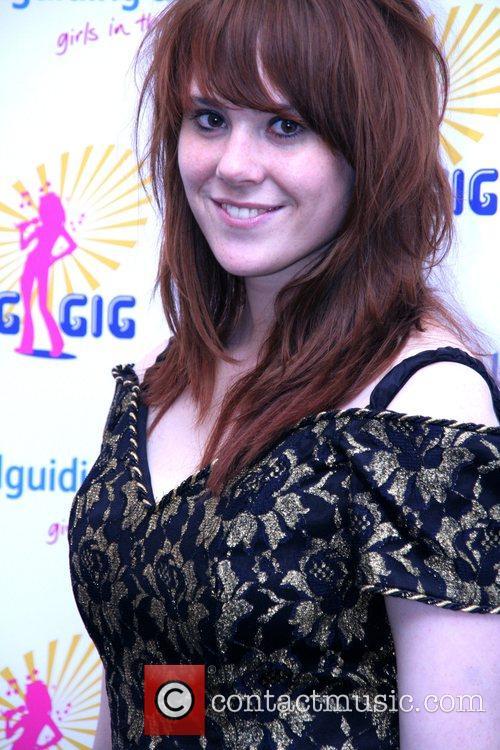 Kate Nash The annual Girlguiding UK Big Gig,...