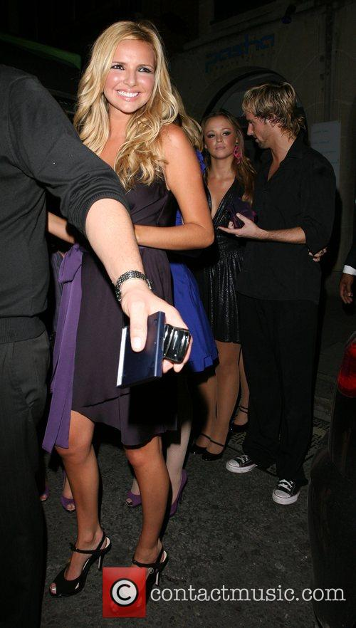 Nadine Coyle and Kimberley Walsh 4