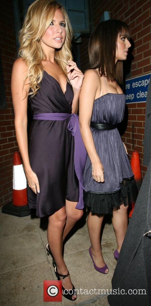 Nadine Coyle and Cheryl Cole 8