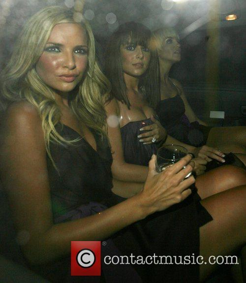 Nadine Coyle, Cheryl Cole, Sarah Harding